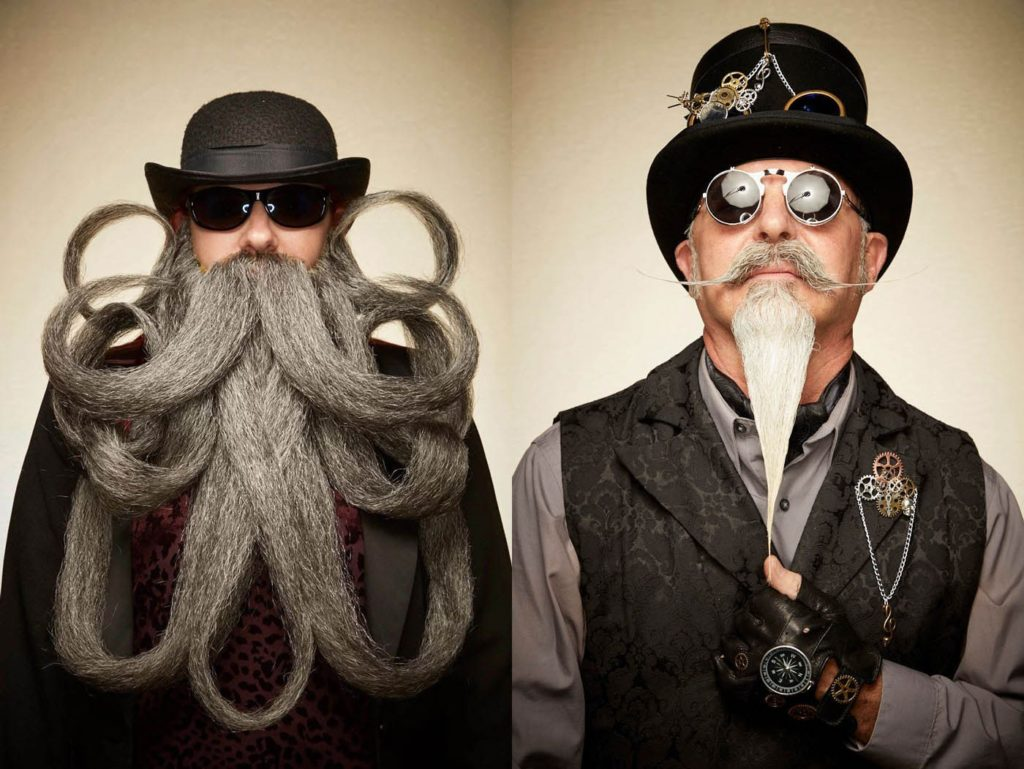 30 Pics From The 2019 Beard and Mustache Championship