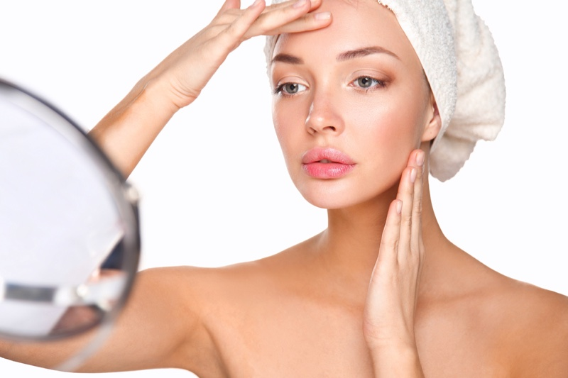 HOW YOU CAN CLEAR UP YOUR SKIN