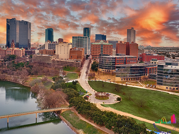 Top sightseeing locations in Fort Worth city