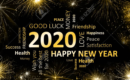 Happy New Year Wishes for Friends and Family 2020