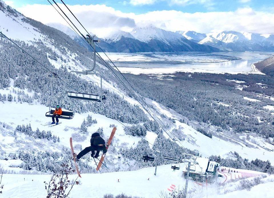 Top ski reports in Alaska