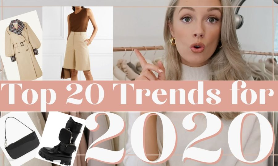20 Fashion Trends to Know for 2020