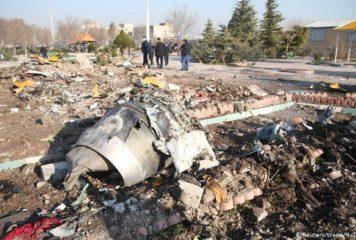 'Unforgivable mistake': Iran admits 'unintentionally' shooting down Ukrainian airliner