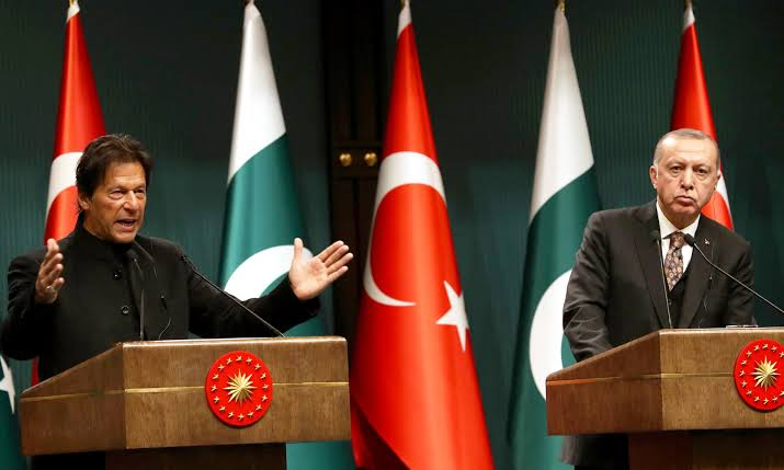 Friends country Turkey and Pakistan deal for dual nationality