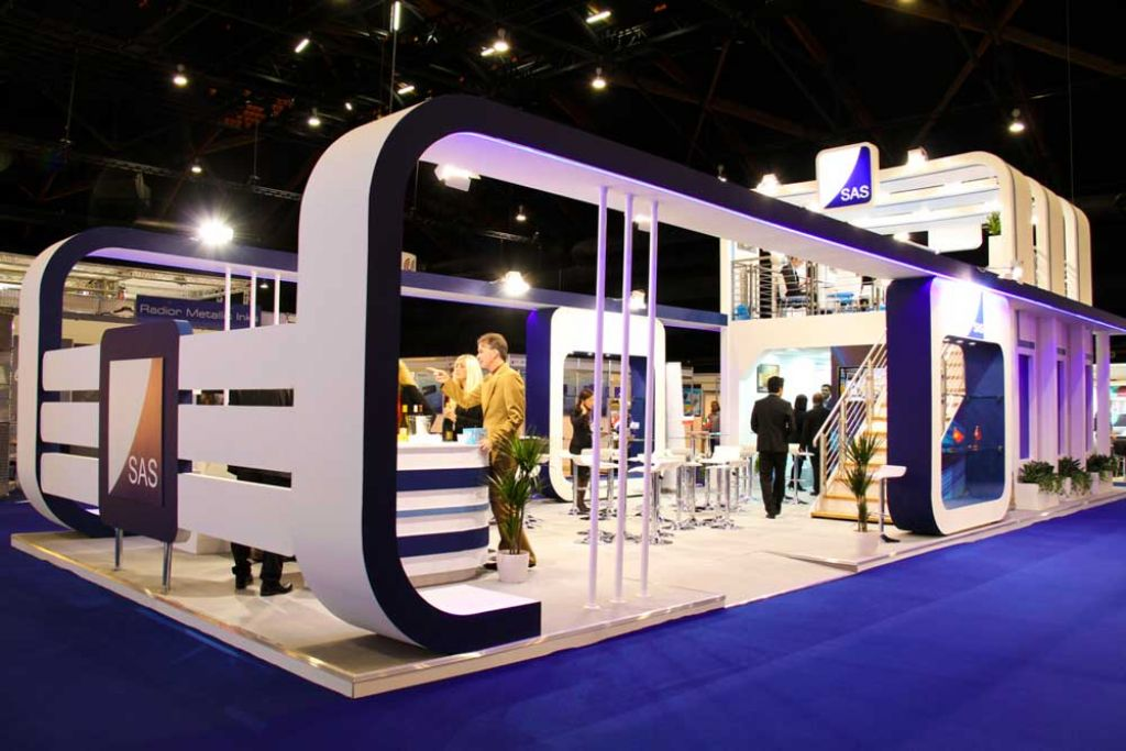 Creative Ideas To Design Distinctive Exhibition Stand