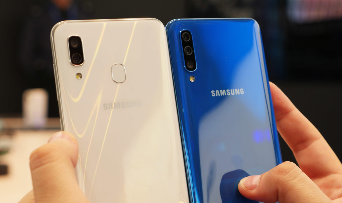 The Samsung A60 Vitality Edition, Samsung's ambitions in the low-end and mid-range mobile phone market