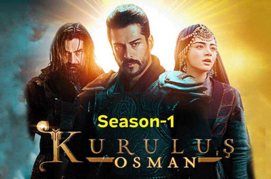 Kurulus Osman Season 1 All episodes- Urdu   Hindi Subtitles watching