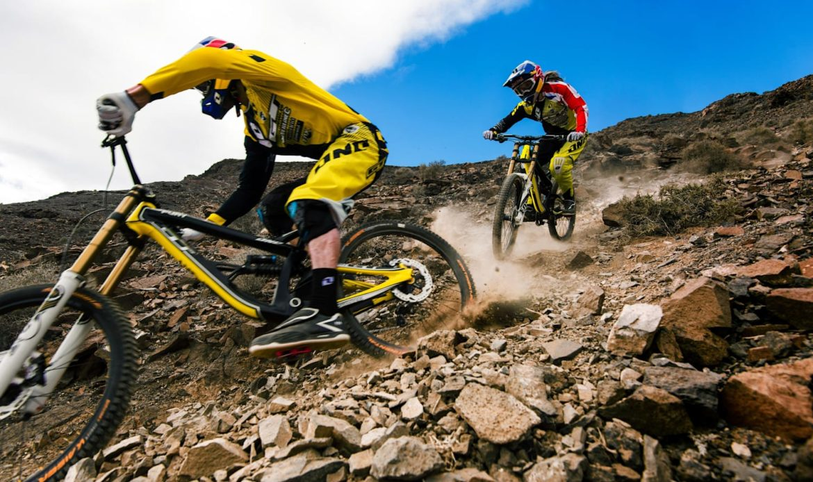 Mountain Bikers, Why You Don't Want to Ride Like a Pro!